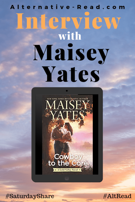 Interview with Maisey Yates