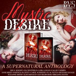 Mystic Desire #blackvelvetseductions #coverreveal #bvsbooks #altread #supernatural #anthology #halloween