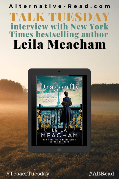 New York Times bestselling author Leila Meecham