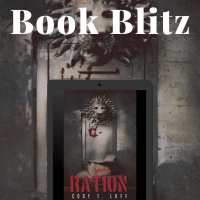 Ration by Cody T. Luff : an unflinching take on the ways society can both thrive and go wrong as pressure to survive builds! #BookBlitz with author @codytluff #horror