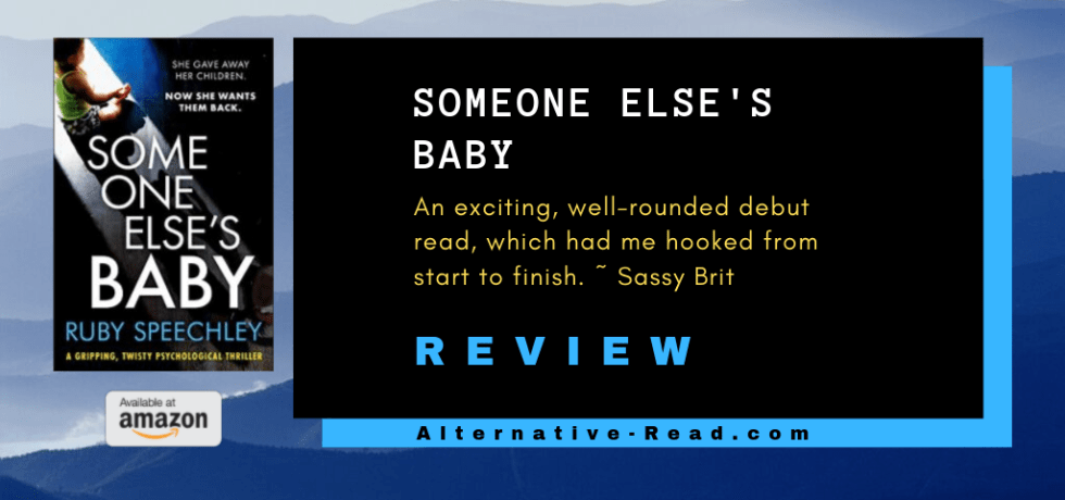 Someone Else's Baby REVIEW by Sassy Brit