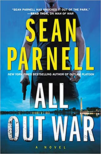 Eric Steele, a very likeable hero. #SaturdaySpotlight #Interview with bestselling #author Sean Parnell @SeanParnellUSA #SaturdayShare @WmMorrowBooks @HarperCollins