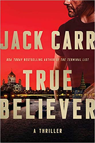 Interview with True Believer author, Jack Carr - for Teaser Tuesday