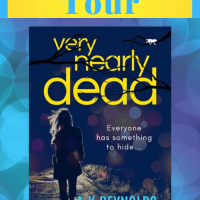 Very Nearly Dead #BlogBlitz with @akreynoldswrite @BLOODHOUNDBOOK #domesticnoir #thriller #BookExcerpt