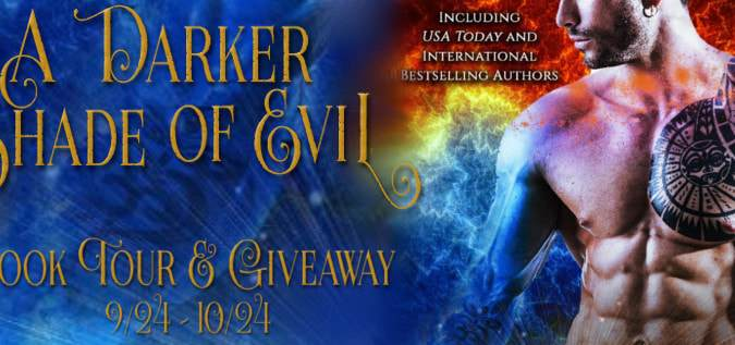 A Darker Shade of Evil Blog Tour