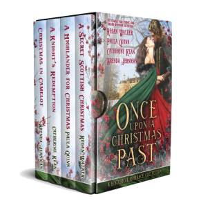 Once Upon A Christmas Past Anthology #Christmas #holiday #anthology #historicalromance