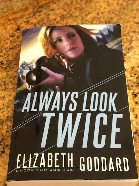 Always Look Twice (Uncommon Justice Book #2)byElizabeth Goddard#thriller #romanticsuspense