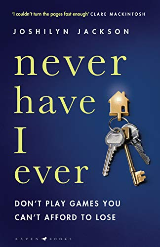 Never Have I Ever? #SaturdaySpotlight #Interview with bestselling #author @JoshilynJackson #SaturdayShare #domesticthriller #NeverHaveIEver