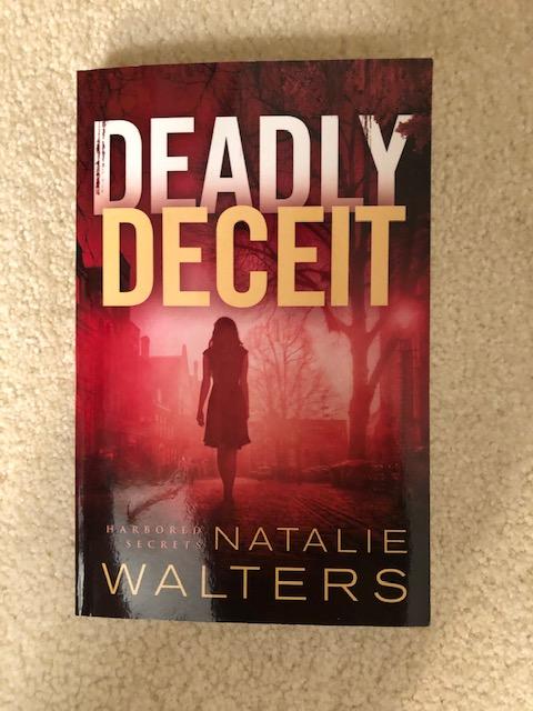 Deadly Deceit by Natalie Walters | Alternative-Read.com #suspense #romance #thriller #author #feature #nataliewalters