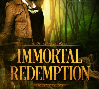 Immortal Redemption by Alana Delacroix