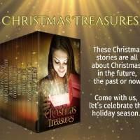 #Christmas Treasures Anthology #HolidayFiction