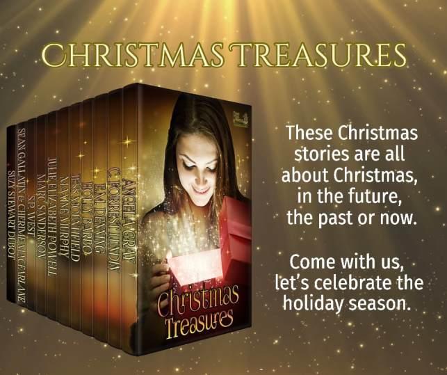 Christmas Treasures Anthology