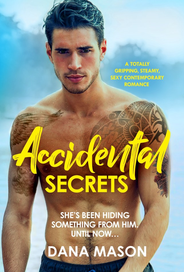 Accidental-Secrets-Kindle