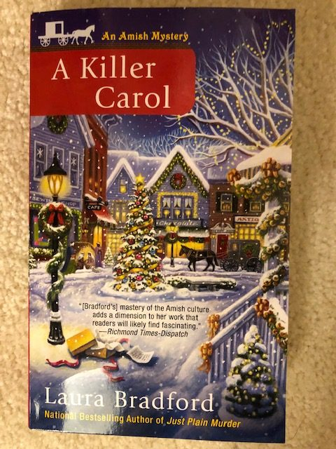 Tuesday Teaser - A Killer Carol