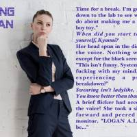 Lifelike, Overindulgent, Generous, Affectionate, and Nurturing. Loving LOGAN ~ The #booktour! @BreannaHayse