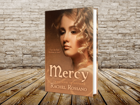 Mercy by Rachel Rossano