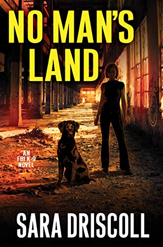 No Man's Land by Sara Driscoll Cover