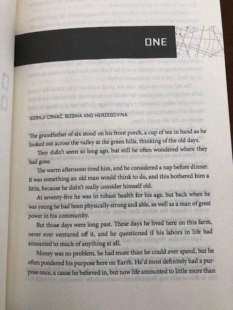 One Minute Out by Mark Greaney - Teaser #AGrayManNovel #novel #MarkGreaney