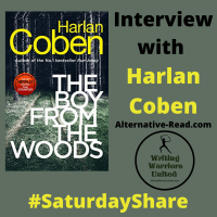#SaturdaySpotlight #Interview with bestselling #author #HarlanCoben  @HarlanCoben #SaturdayShare