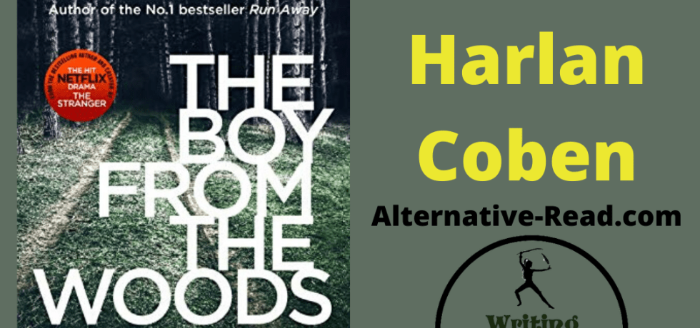 Interview with Harlan Coben - The Boy From the Woods - #SaturdayShare