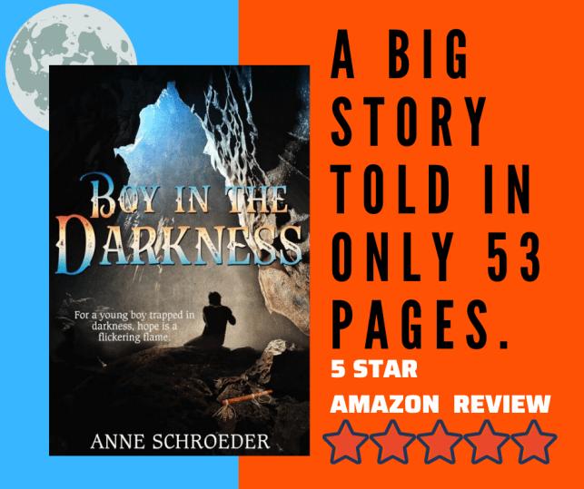 AMAZON REVIEWER Boy in the Darkness by Anne Schroeder #Free #LimitedTime #Offer
