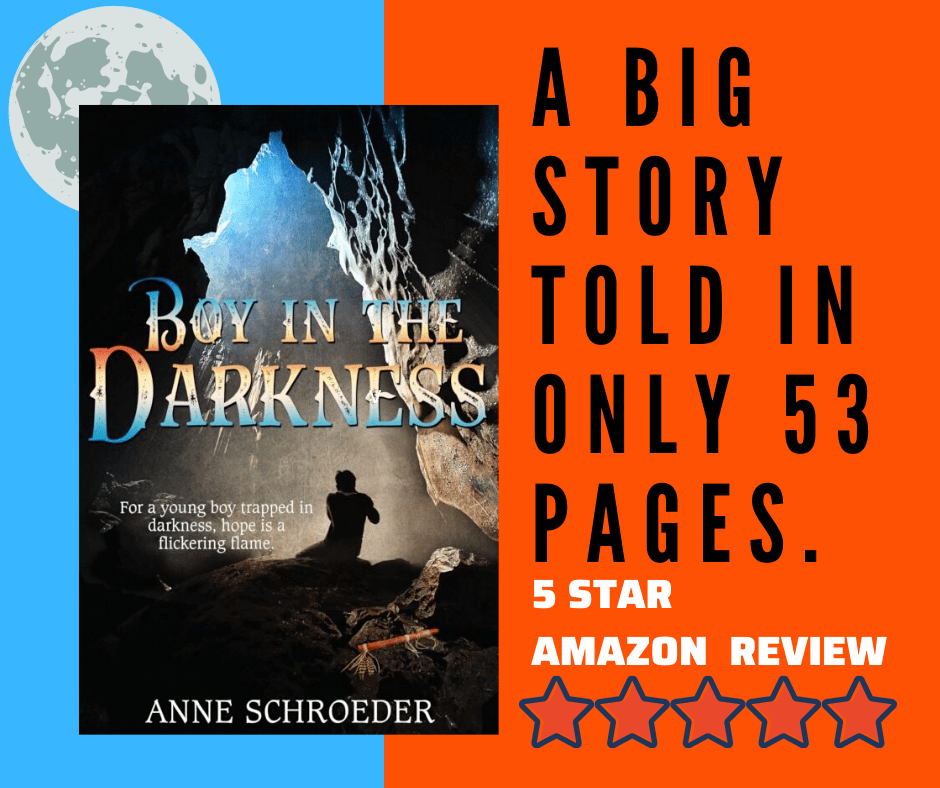 AMAZON REVIEWER Boy in the Darkness by Anne Schroeder #Free #LimitedTime #Offer