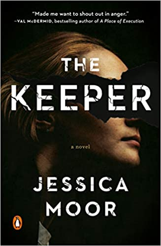 The Keeper by Jessica Moor #cover #novel