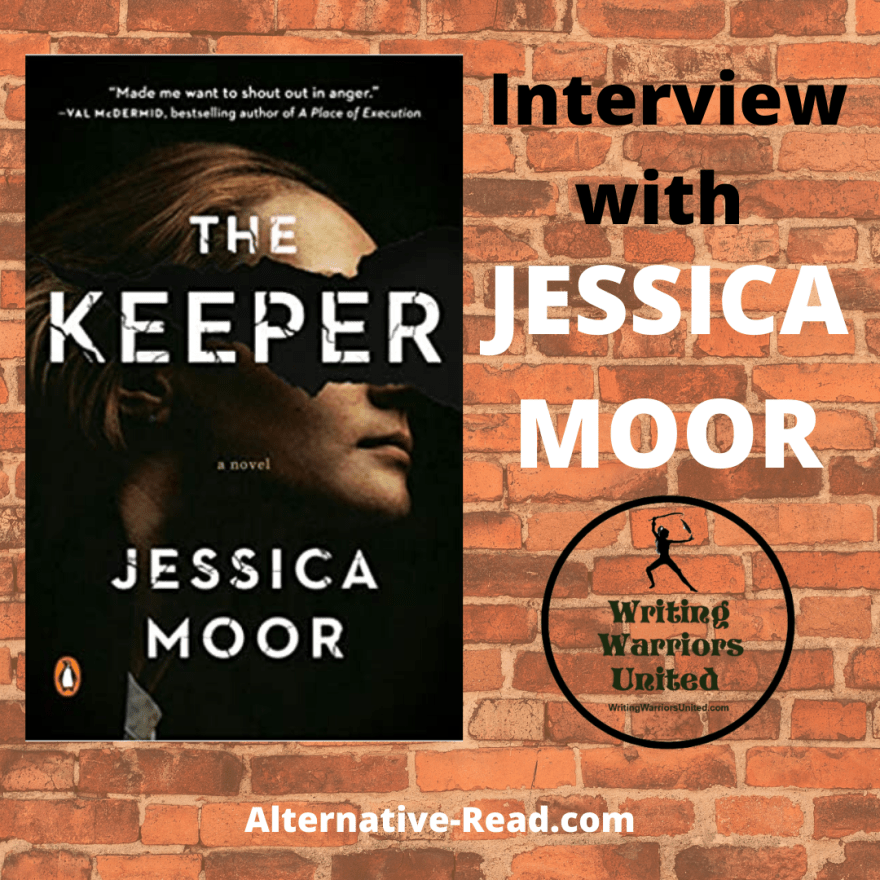 iNTERVIEW with Jessica Moor - Teaser Tuesday