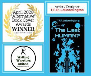 1st Place - April 2020 Sassys Alternative BC Award WINNER