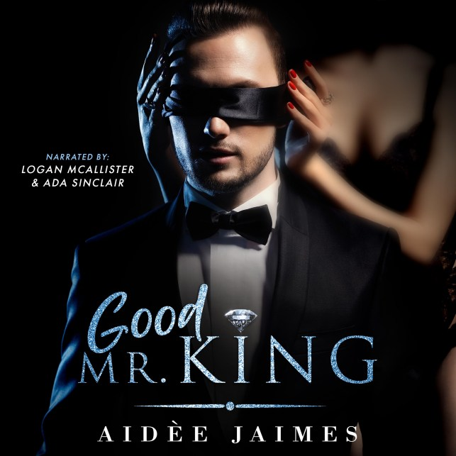 Audible Book Good Mr King by Aidee Jaimes