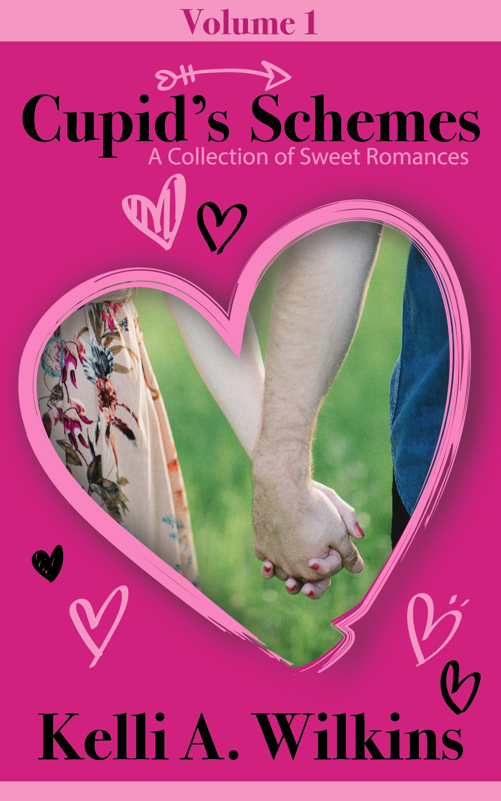 Cupid's Schemes - A collection of Sweet Romances by Kelli A. Wilkins #sweetromance #author #kelliwilkins