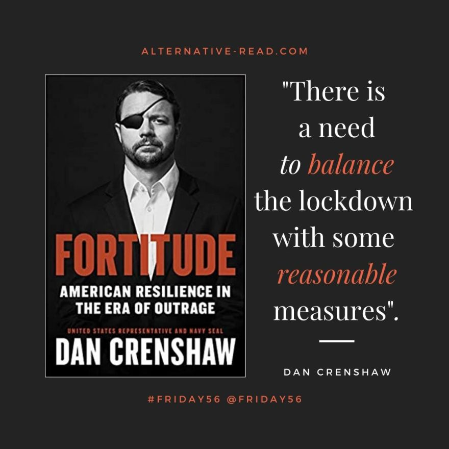 Friday56 - Dan Crenshaw Quote