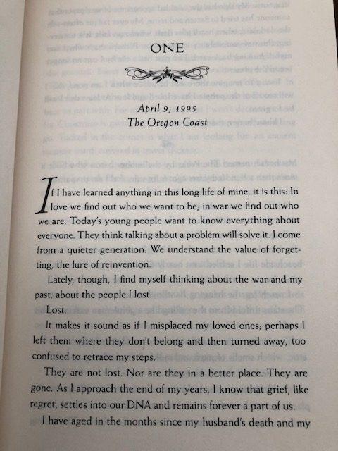 Kristin Hannah Talk Tuesday Chat - The Nightingale #TheNightingale #KristinHannah #novel #film #movie