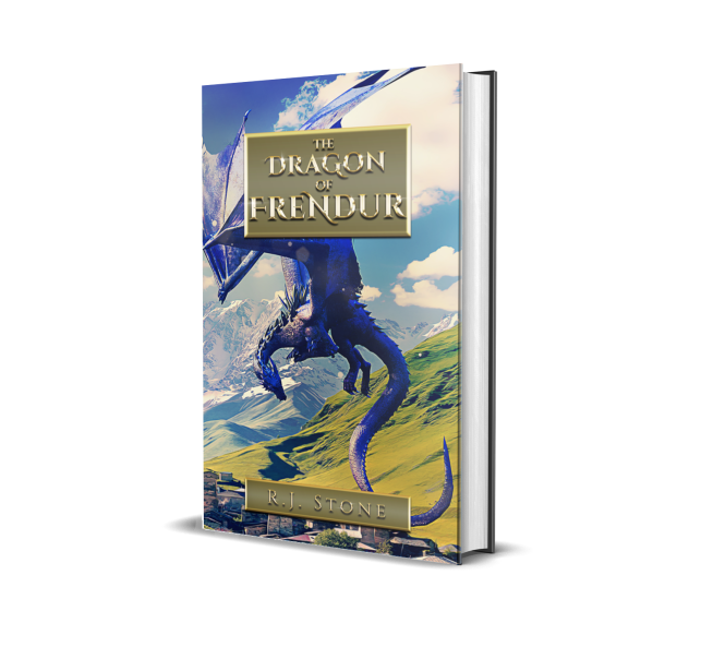 The Dragon of Frendur by R.J. Stone