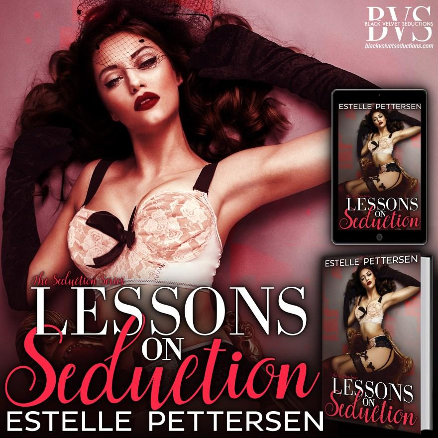 Lessons in Seduction by Estelle Pettersen