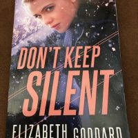 Don't Keep Silent ~ An intense suspenseful romance! #TalkTuesday #Interview with author Elizabeth Goddard @bethgoddard #TeaserTuesday #TuesdayBookBlog #TuesdayThoughts