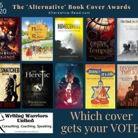#6 2020 Alternative Book Cover Award Nominees! Have you voted yet? #Vote for your favourite #BookCover now! [Ends July 31st, 2020] @WritingWarrior2