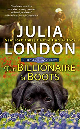 The Billionaire in Boots by Julia London Front Cover