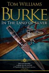 9. Burke in the Land of Silver (James Burke, spy Book 1) by Tom Williams