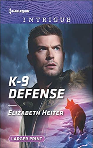 K-9 Defense (A K-9 Alaska Novel) Mass Market Paperback – by Elizabeth Heiter