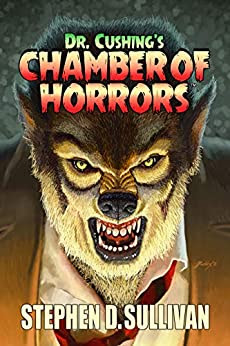 Dr Cushing's Chamber of Horrors Blog Tour - Book cover
