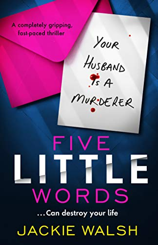 Five Little Words by Jackie Walsh Book Cover