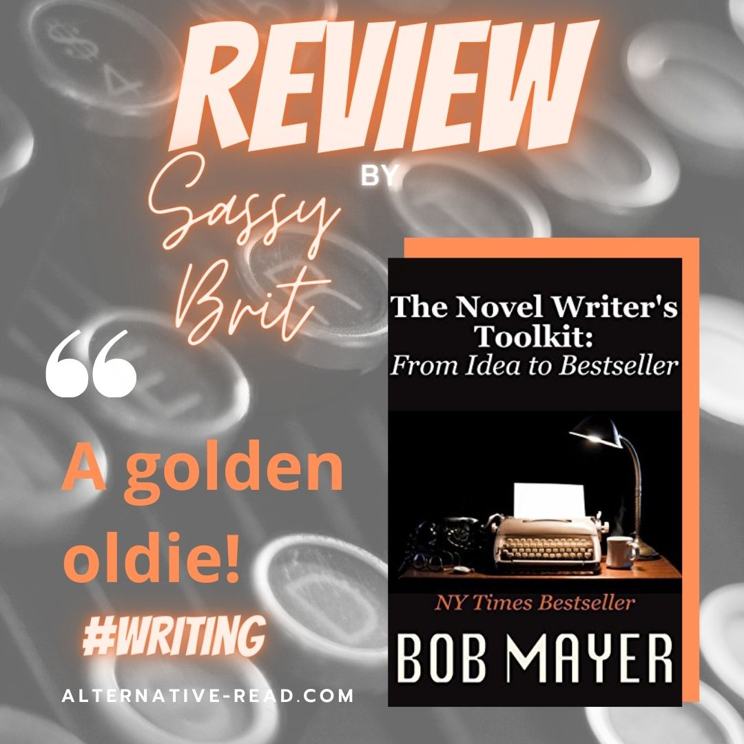 Review - The Novel Writer's Toolkit Instagram