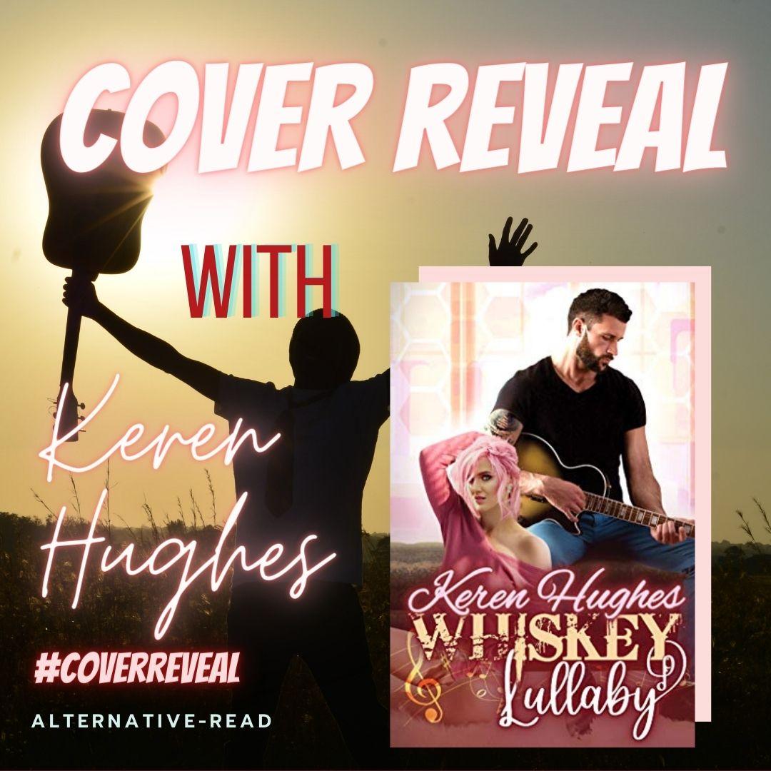 Cover Reveal for Whiskey Lullaby - Keren Hughes - Instagram Post