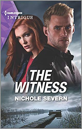 The Witness by Nichole Severn Amazon Cover