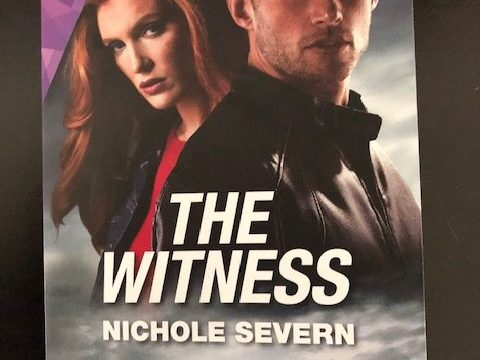 The Witness by Nichole Severn Book Cover