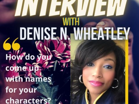 Denise N. Wheatley Interview - Instagram Post