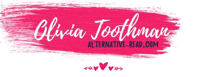 Reviewer : Olivia Toothman Alternative-Read.com #AltRead #Reviewer #Reviews