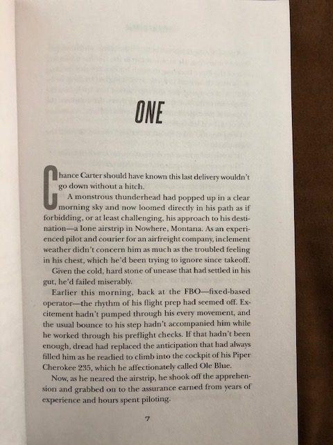 Present Danger (Rocky Mountain Courage, Book 1)by Elizabeth Goddard