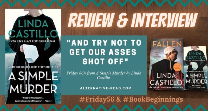 Friday56 with Linda Castillo - Review and Interview